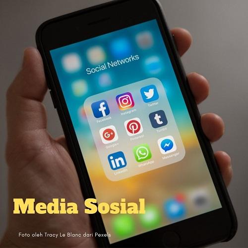 Media sosial untuk mencari uang