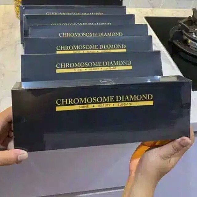 suntik putih permanen chromosome diamond