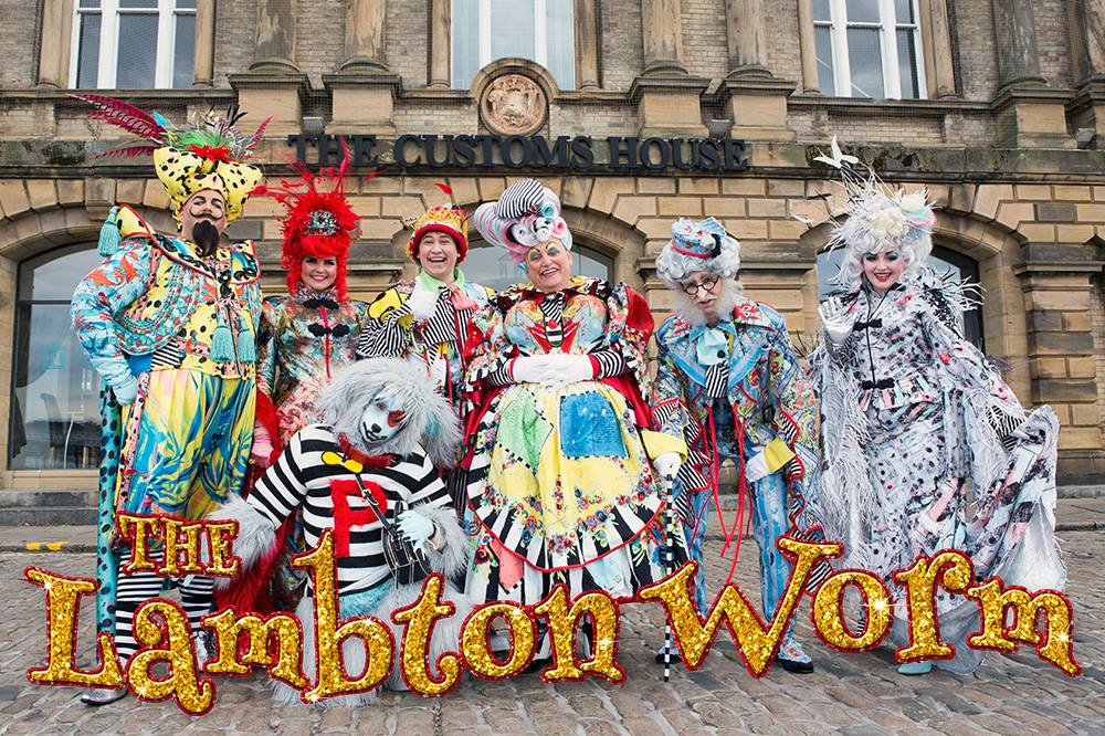 The Lambton Worm pantomime at The Customs House, South Shields, review