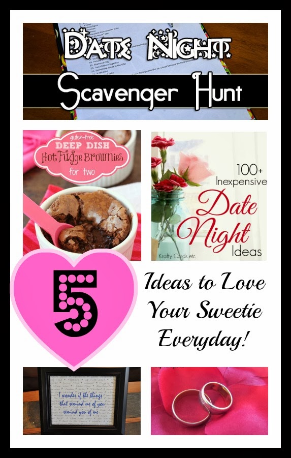 5 Simple Date Night Ideas and The Project Stash