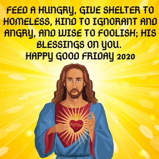 Good Friday Greetings Download