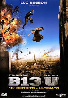 B13-U: 13º Distrito - Ultimato - BDRip Dual Áudio