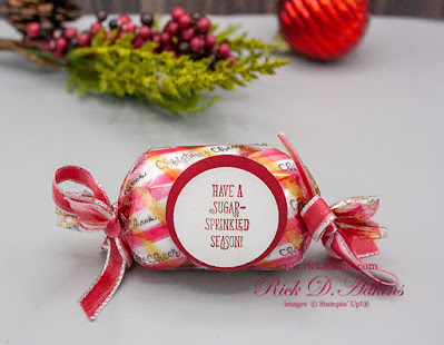 Have a Sugar Sprinkled Season Donut Treat Package The Spot #141 challenge Learn how to make this super easy treat package just in time for the holiday