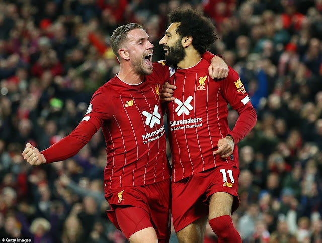 Sau vòng 10 Premier League: Liverpool quá đáng sợ 1