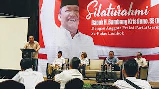 HBK: Pertarungan Politik Sudah Berakhir, Saatnya Sejahterakan Warga Lombok