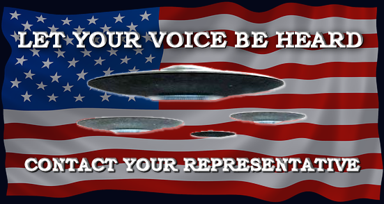 Navy-UFO Encounter – Pt 3: Contact Your Congressman for Investigation