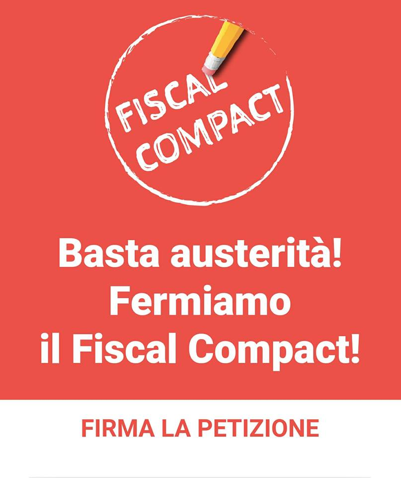 STOP FISCAL COMPACT!!