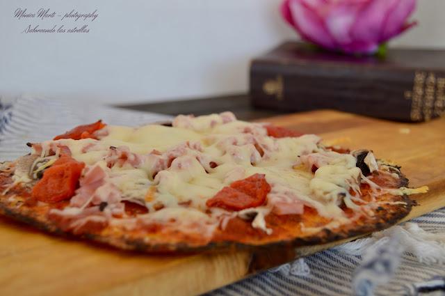 Pizza para la dieta