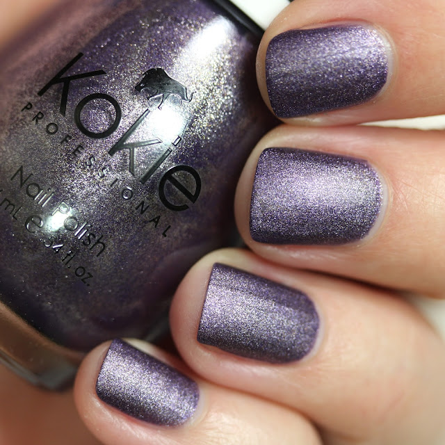 Kokie Cosmetics Purple Goddess