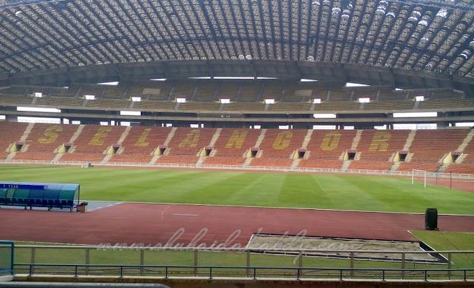 Jom Tengok Bola Di Stadium Shah Alam