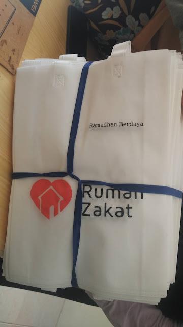 Tas Spunbond Rumah Zakat