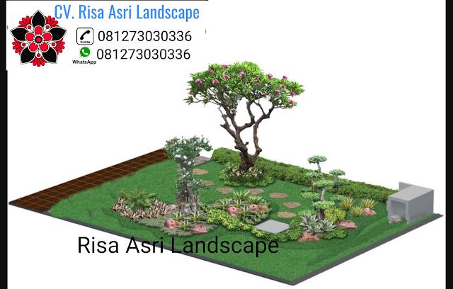 Jasa pembuatan taman minimalis, taman jepang, taman kering, taman tropis, kolam minimalis, kolam koi, dekorasi tebing, batu sikat yang murah di surabaya