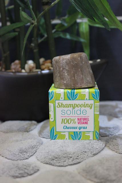 Shampooing solide naturel cheveux gras - Lamazuna les petites bulles de ma vie