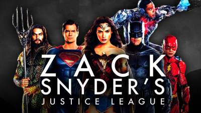 Zack Snyder's Justice League 2021 3D HSBS Full Movie 1800p Blu-Ray