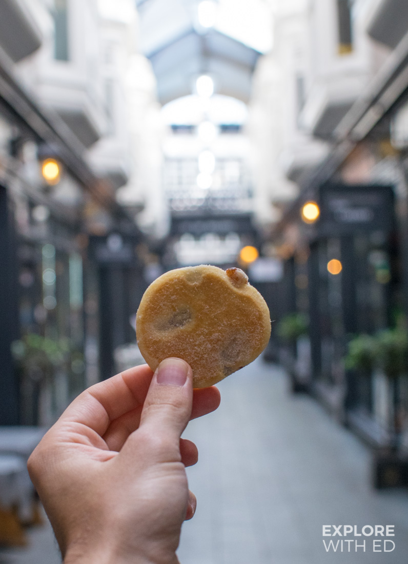 Fabulous Welshcakes in Castle Arcade