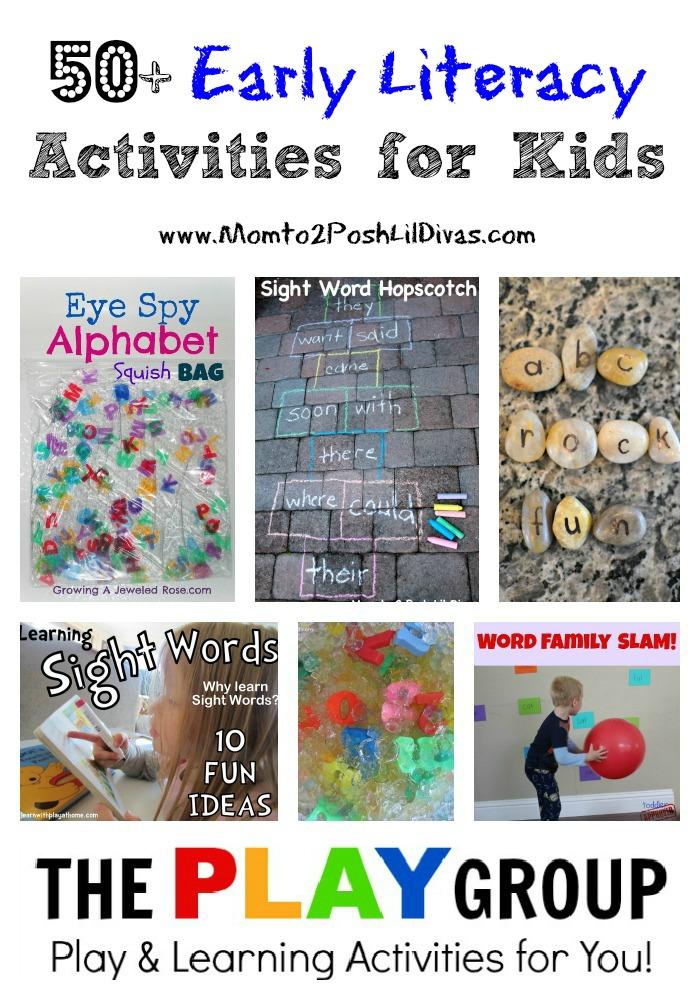 Adult Literacy Activities 49