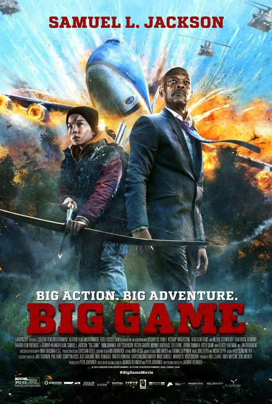 Baixar Filme Big Game Torrent