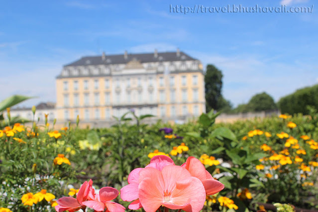 Brühl UNESCO palaces tour