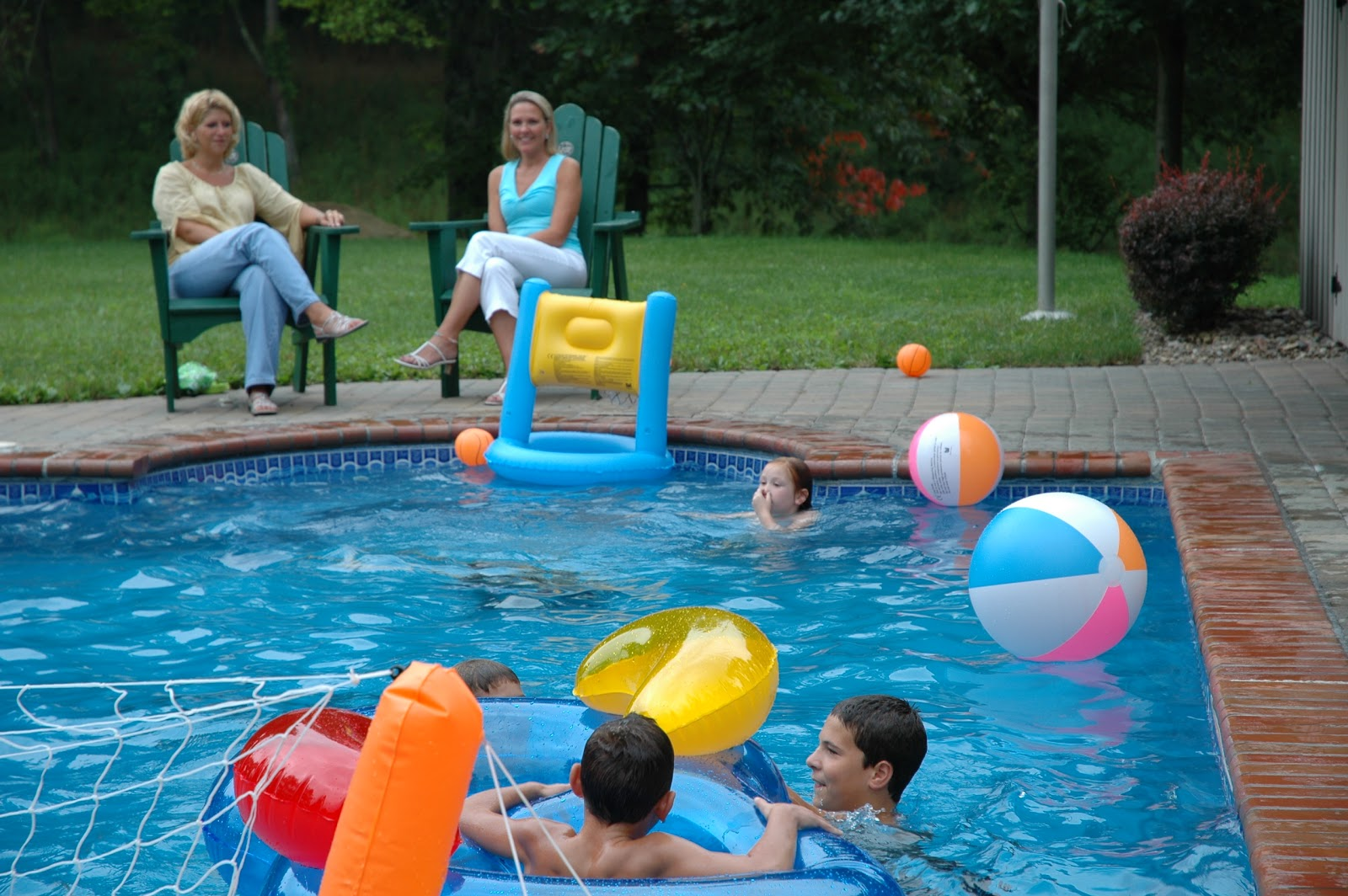 Fort Wayne Pools  Elite Swimming Pool Games