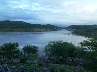Após chuvas em Barra de Santa Rosa açude Poleiros recebe bom volume de águas; Veja vídeo