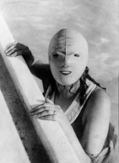 Máscara para nadar