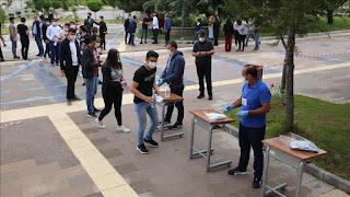تركيا.. فرض حظر تجوال جزئي أيام بعض الامتحانات التعليمية