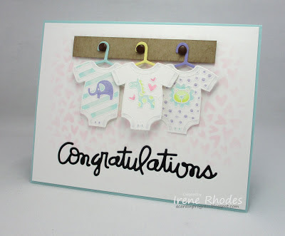 Congratulations by Dandi93 features Loveable Laundry by Newton's Nook Designs; #newtonsnook