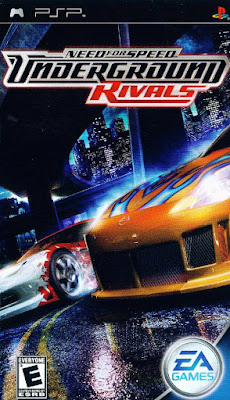 Need for Speed: Underground Rivals cover