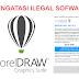 Cara Mengatasi Corel Draw Terdeteksi Bajakan Tanpa Instal Ulang