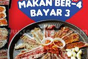 Promo Daebak Korean BBQ Terbaru Bulan Januari 2020