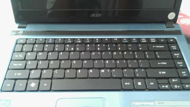 keyboard acer aspire 4752