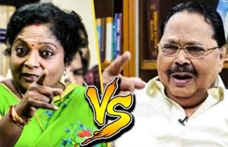 Tamilisai Questions back at Durai Murugan | DMK Biryani Issue