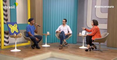 Sem Censura_Adilson Dias_Fabiano Barcellos_Vera Barroso_Crédito Divulgação TV Brasil