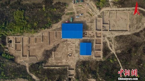 La cité chinoise de Xi'an serait âgée de 5500 ans d'après de nouvelles découvertes