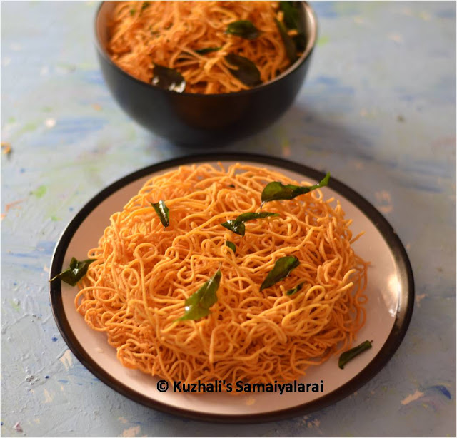 Omapodi, Besan Sev recipe, ஓம பொடி , oma podi recipe- Easy diwali snacks