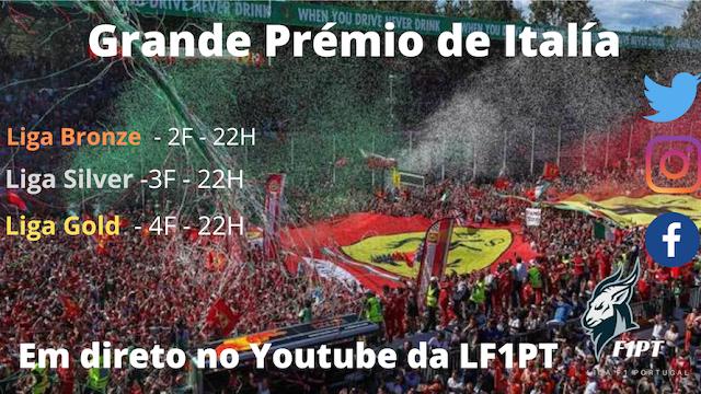 Campeonato português de F1 Virtual quase a chegar ao fim!