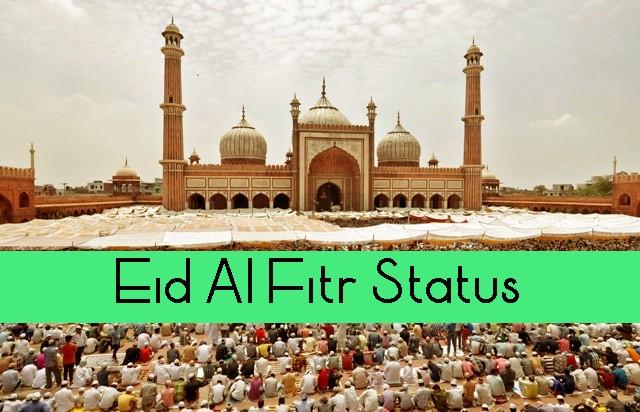 Eid Al Fitr Status