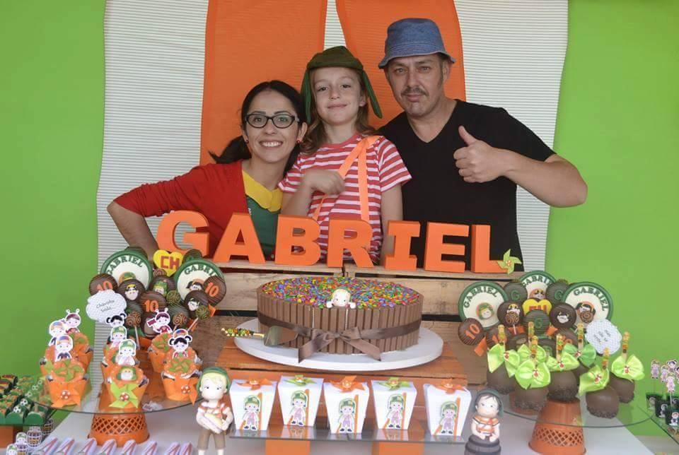 Festa Infantil La Vem O Chaves Guia Tudo Festa Blog De