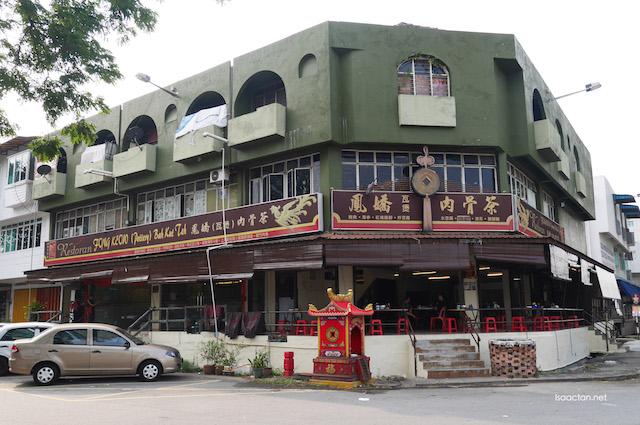 Fong Keow (Pottery) Bak Kut Teh Restaurant @ Taman Intan Klang Selangor
