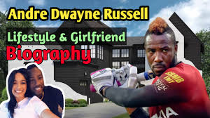 Andre Russell (Cricketer) - Wiki, Biography, Lifestyle, Income, Girlfriend & Family | Andre Russell Biography