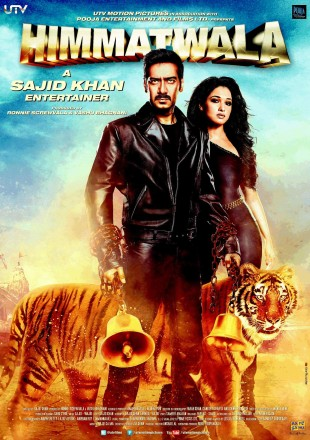 Himmatwala 2013 Hindi HDRip 720p