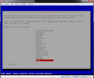 Install Debian di Virtualbox