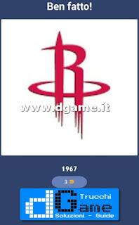 Soluzioni NBA Team Quiz livello 46