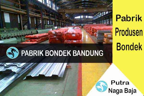 Pabrik Bondek di Bandung