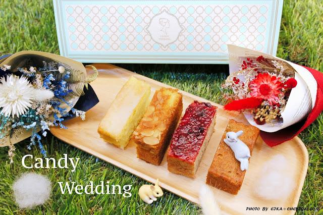 3 - 熱血採訪│台中彌月蛋糕推薦,Candy Wedding高質感幸福味蕾系列蛋糕,同時滿足年輕人與長輩的口味