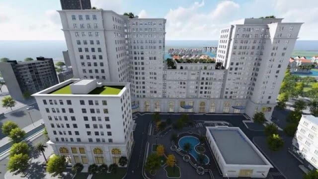 Dự án chung cư Ecocity Long Biên.