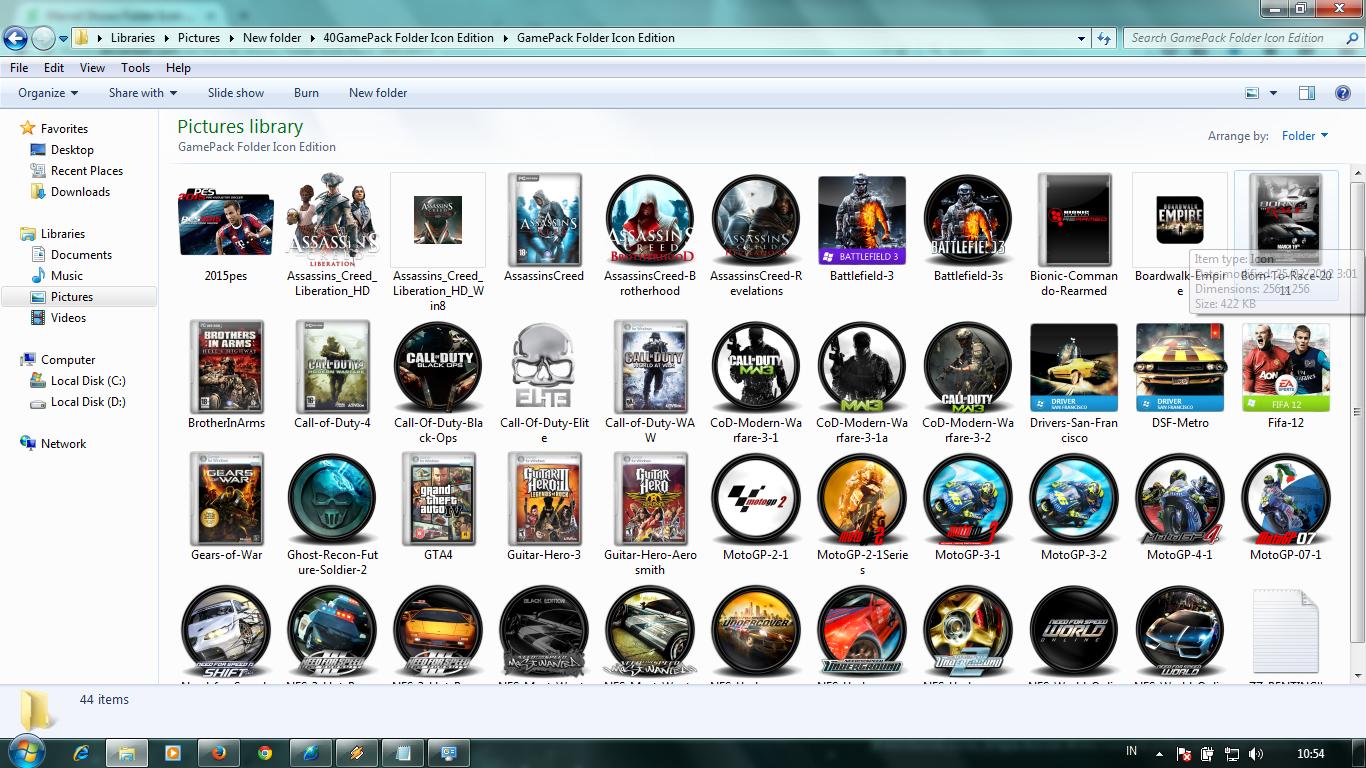 Koleksi Download Gambar Icon Folder Lucu