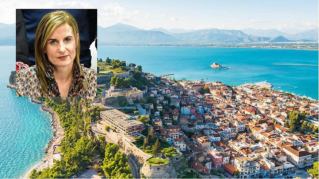 Μαρία Ράλλη: Με συνεργασία και αισθητική σχεδιάζουμε το φετινό πολιτιστικό καλοκαίρι