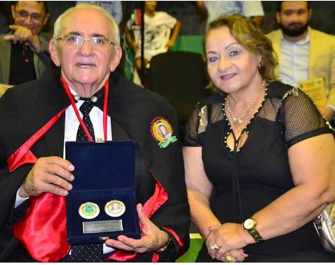 Dr. Gilberto Alves Feijão está completando 80 anos; conheça a biografia do renomado advogado cearense filho de Groaíras