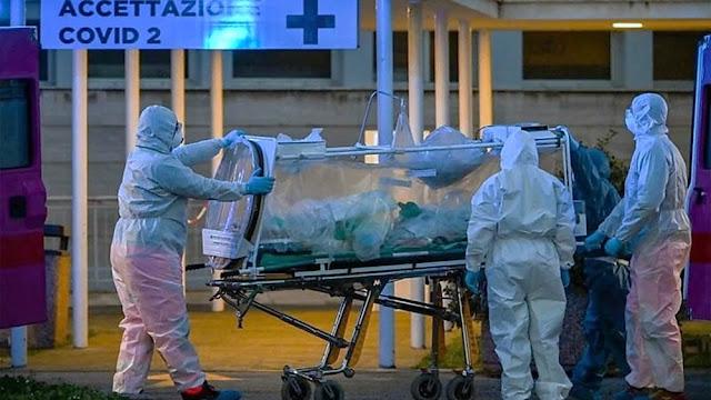 Covid-19 - Situazione in Italia - Nuovo coronavirus